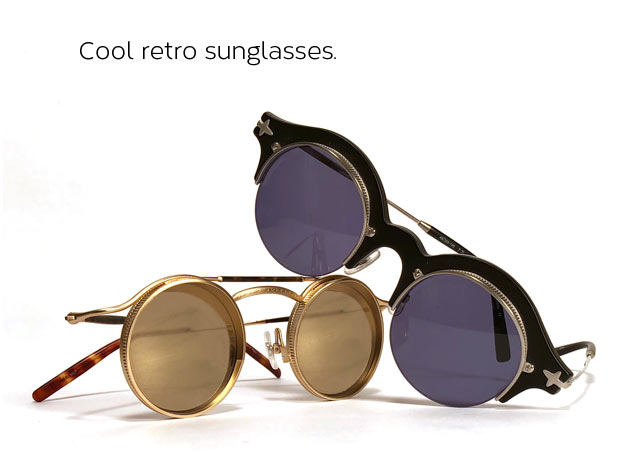 Matusda sunglasses at Eye Look Optical